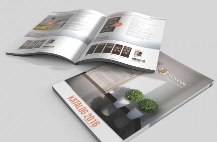 Katalog produktowy, Klient:SĘKPOL