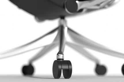 Fotel biurowy, Klient: GROSPOL
