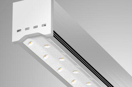 Lampa sufitowa, Klient:XENERGO