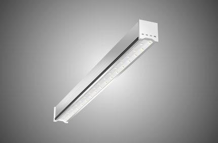 Lampa sufitowa, Klient: X ENERGO