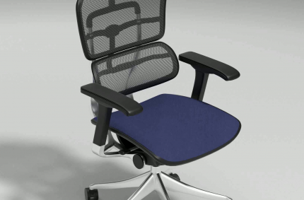 Fotel gabinetowy, Klient:GROSPOL