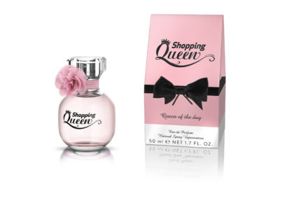 Perfumy Shopping Queen, Klient: LUXESS GERMANY
