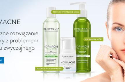 Zestaw kosmetyków NORMACNE, Klient: DERMEDIC
