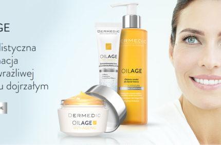 Zestaw kosmetyków Oilage, Klient: DERMEDIC