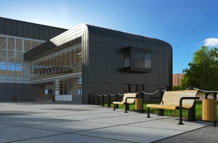 Koncepcja architektoniczna, Klient: Realizacja własna