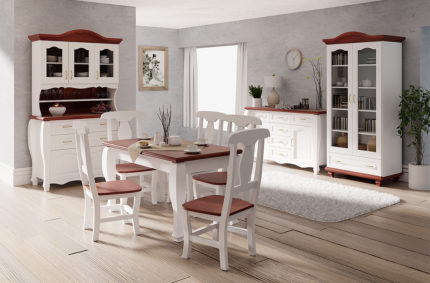 Meble drewniane, Klient: LITBOX
